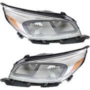 Headlight Lamp Left-and-right For Chevy Gm2503363 Gm2502363 23294936 23294937