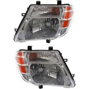 26060zs00a 26010zs00a Ni2503171c To2502199n Headlight Lamp Left-and-right