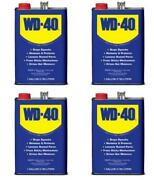 Wd40 490118 Penetrating Oil 4 Pack