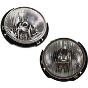 Headlight Lamp Left-and-right Ch2503175c Ch2502174c 55078148ac 55078149ac