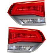 Tail Lights Lamps Set Of 2 Left-and-right Inside Ch2803109c, Ch2802109c Pair