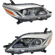 Headlight Lamp Left-and-right To2503230 To2502230 8111008060 8115008060