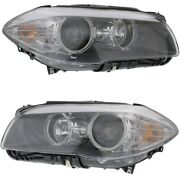 Headlight Lamp Left-and-right For 528 535 550 Lh And Rh 528i Bm2502174, Bm2503174