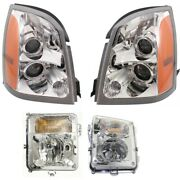 Auto Light Kit Left-and-right 15930685, 15930686, 15926967, 15926966 Lh And Rh