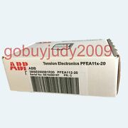 1pc Brand New Abb Pfea112-20 3bse050091r20 Quality Assurance Fast Delivery