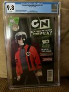 Cgc 9.8 Only Graded Copy Cartoon Network Action Pack 35 Black Cover Ben 10 Dc