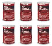 Loctite 37513 Epoxy 0.12 Ounce Cup 6 Pack