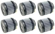 K And N Filters 62-1450 Crankcase Breather Filter 6 Pack