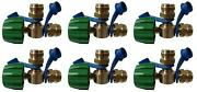 Mb Sturgis 103505-mbs Propane Adapter Fitting 6 Pack