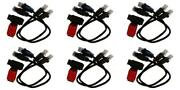 Xantrex 808-9010 Power Inverter Remote Control Extension Cord 6 Pack