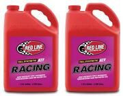Red Line Oil 30305 Auto Trans Fluid Type F Full Synthetic 1 Gallon Jug 2 Pack