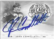 John Cappelletti Autographed Signed 2011 Upper Deck Card Penn State Football