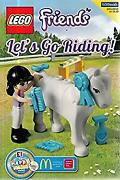 Lego Friends Let's Go Riding By N