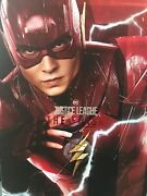 Hot Toys Justice League The Flash 1/6th Scale Collectible Action Figure Mms448