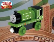 Thomas And Friends Wooden Railway Luke  Y4087 New In The Box - 1st Class Htf