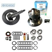 2015-2021 Ford Mustang Super 8.8 Auburn Posi Richmond 4.09 Ring Pinion Package
