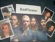 Badflower Autographed Photo And Photos Real Collectible