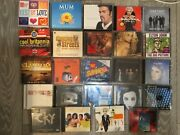 24 Cd Collection Job Lot Box Gift Sets Elton Madonna Love Ibiza Clubbers Spice