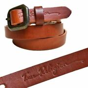 True Religion Authentic Brand New Thin Leather Belt For Womens Mixed Sizes Lot