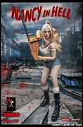 Tbleague Phicen 1/6 Female Action Figure Nancy In Hell Pl2019-145 Seamless Body