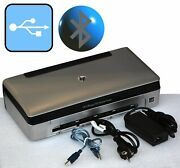 Portable Small Printer Hp Officejet 100 Usb With Bluetooth For Windows Xp 7 8 10