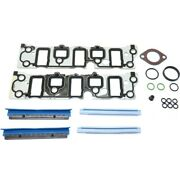 Set Intake Manifold Gaskets Lower For Chevy Olds Le Sabre Ninety Eight Camaro 98