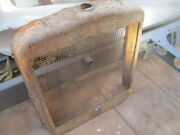 Unit Diesel 6x6 German Armed Forces Cooling Mask Ww2 Wwii Light Lorry