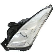 Hid Headlight Lamp Left Hand Side Hid/xenon Driver Lh For Xts Gm2502374 23397811