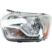 Headlight Lamp Left Hand Side Driver Lh Fo2502357 Ck4z13008f For Transit-150