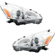 Headlight Lamp Left-and-right To2518137 To2519137 8117047300 8113047300