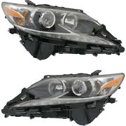 8107033550, 8114033a50 Lx2518158, Lx2519158 Headlight Lamp Left-and-right
