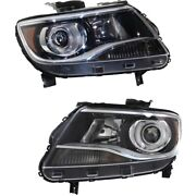 Headlight Lamp Left-and-right For Chevy Gm2502408 Gm2503408 84169781 84169783