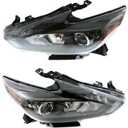 Headlight Lamp Left-and-right Ni2502243, Ni2503243 260109hs2a, 260609hs2a