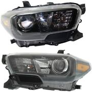 8111004280 8115004280 To2502254c To2503254c Headlight Lamp Left-and-right