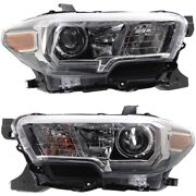 Headlight Lamp Left-and-right To2502244, To2503244 8115004270, 8111004270