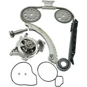 Timing Chain Kits Set Of 2 For Chevy Olds 12630084, 24439798 Cavalier Vue Pair