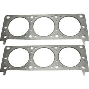 Cylinder Head Gaskets Set Of 2 For Chevy Olds Chevrolet Impala Grand Am Pair