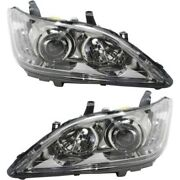 Lx2503149 Lx2502149 Hid Headlight Lamp Left-and-right Hid/xenon Lh And Rh