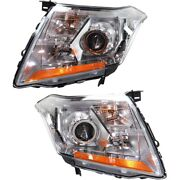 23315408 23315409 Gm2502432c Gm2503432c Headlight Lamp Left-and-right Lh And Rh