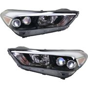 92101d3350 92102d3350 Hy2502200 Hy2503200 Headlight Lamp Left-and-right