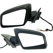 Mirror For 2010-2016 Mercedes-benz E350 Driver And Passenger Side Set Of 2