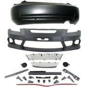 To1000265 To1100196 Bumper Covers Set Of 2 Front And Rear For Toyota Celica Pair