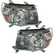 Headlight Lamp Left-and-right To2503181c To2502181c 8115004173 8111004173