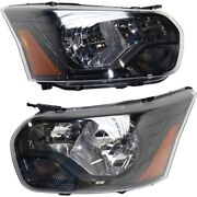 Ck4z13008a, Ck4z13008b Fo2502330, Fo2503330 Headlight Lamp Left-and-right