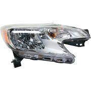 Headlight Lamp Right Hand Side Passenger Rh For Versa Note Ni2503238 260109mb0a