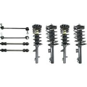 Suspension Kit Front And Rear Left-and-right Sedan Lh Rh For Ford Taurus Sable