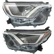 Headlight Lamp Left-and-right To2518189 To2519189 8113042640 8117042640