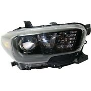 Headlight Lamp Right Hand Side Passenger Rh To2503254 8111004280 For Tacoma