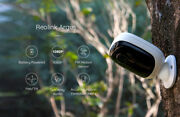 100 Wire Free Wireless Battery Powered Security Ip Camera Reolink Monitor Argus