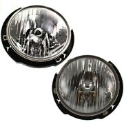 Headlight Lamp Left-and-right Ch2503175 Ch2502175 55078148ac 55078149ac
